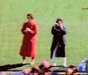 Jean Hill in Zapruder Film